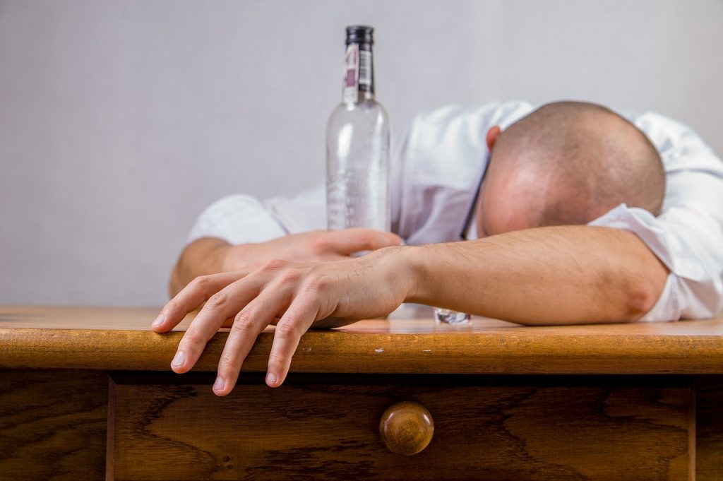 Heavy Drinking - Sign of Depression