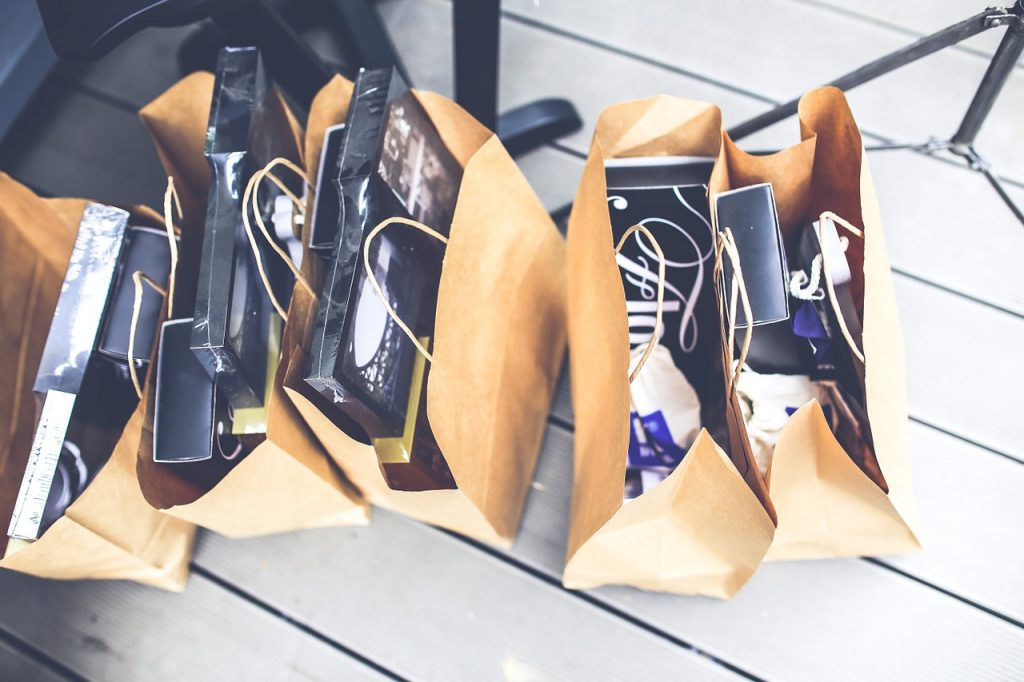 Shopping Spree - Sign of depression
